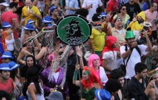 Pré carnaval de Brasília